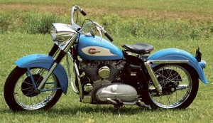 Classic Motorcycle (2)